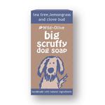 Wild Olive Wild Olive Big Scruffy Dog Soap Small Bar 50g