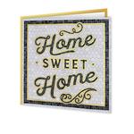 Brainbox Candy Home Sweet Home Card