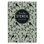 Annie Sloan Annie Sloan Stencil A3 Design Chinoiserie Birds