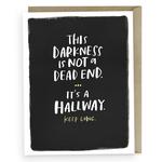 Emily McDowell Emily McDowell It's a Hallway Empathy Card