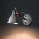 GT Bermondsey Interior Wall light-Raw Aluminium