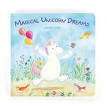Jellycat Jellycat Unicorn Dreams Book