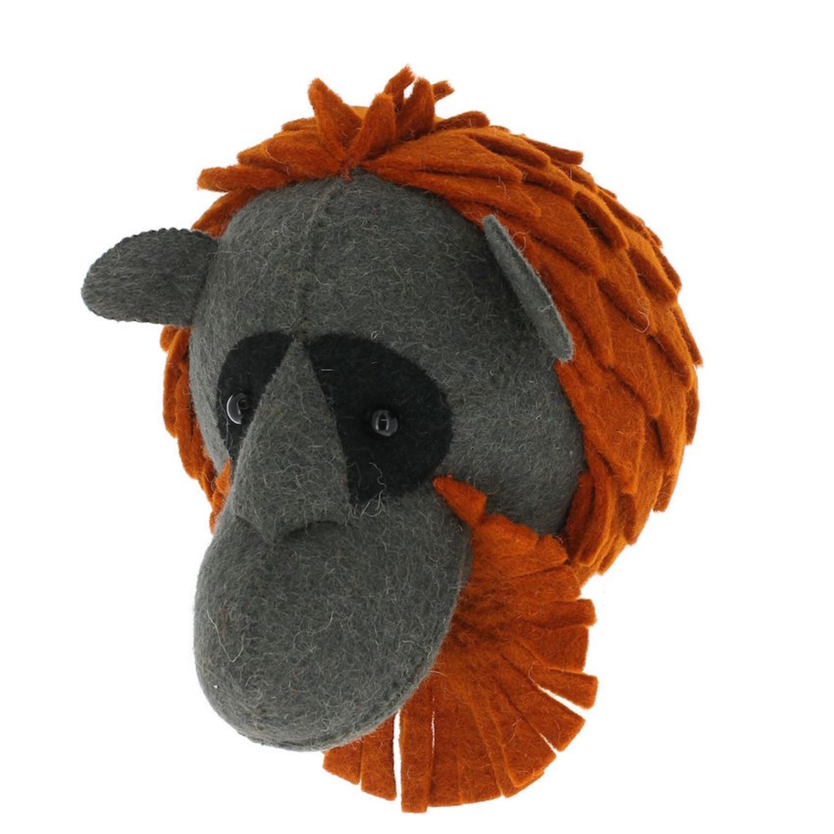 Fiona Walker Fiona Walker Mini Orangutan Head