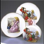 Reutter Porcelain Alice in Wonderland Money Box