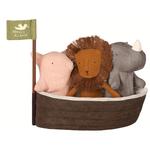 Maileg Maileg Noah`s Ark with 3 mini animals