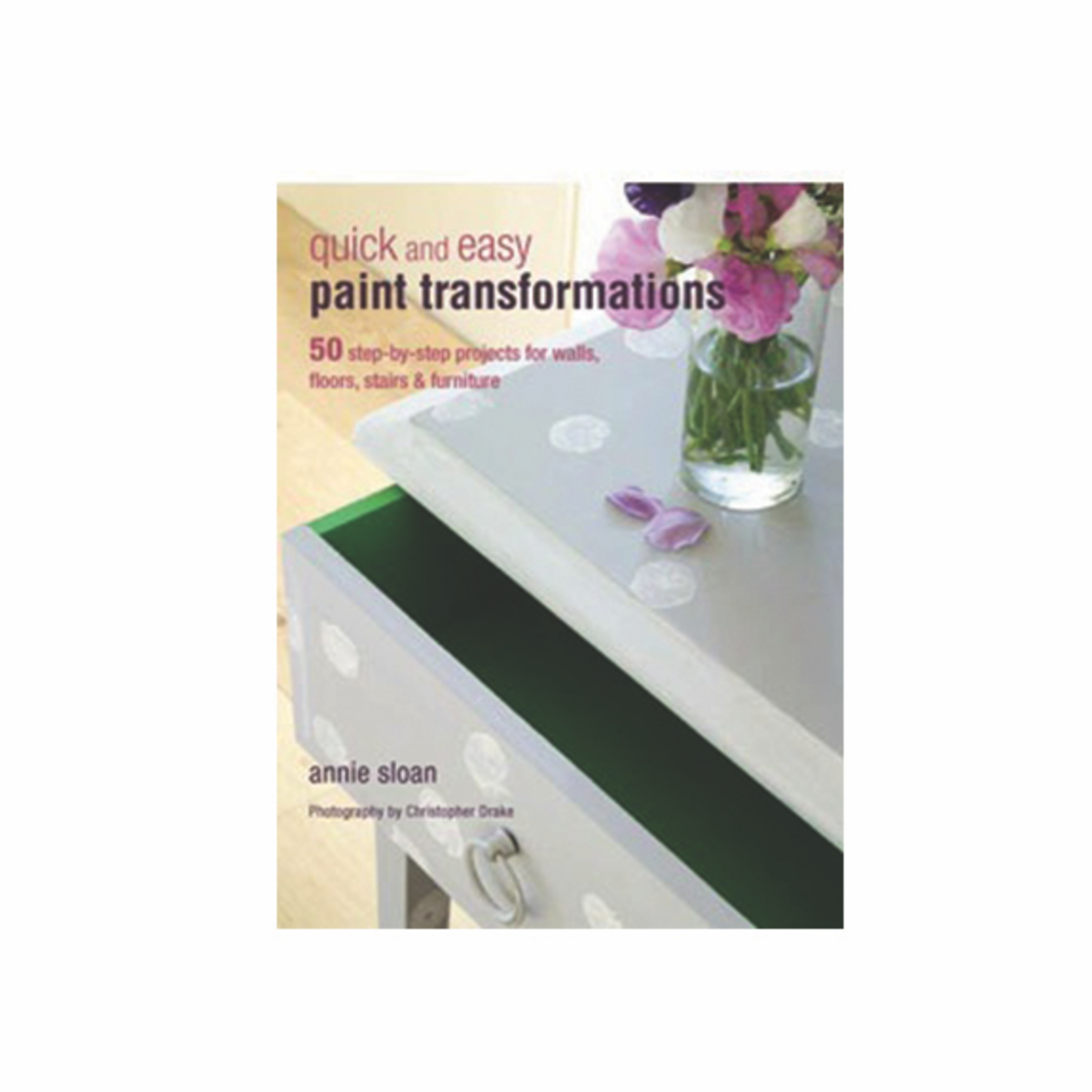 Annie Sloan Annie Sloan Quick and Easy Paint Transformations Book