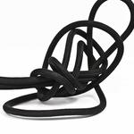 Nud Per Metre NUD Textile Cable/Flex 2 core Raven