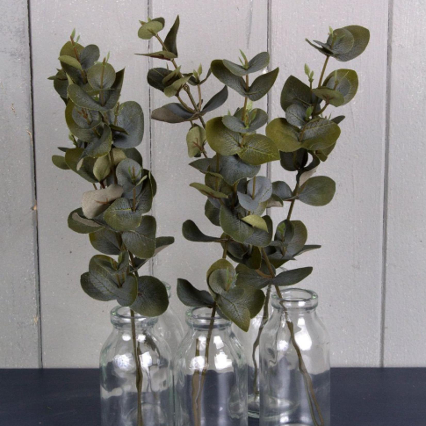 Grand Interiors Eucalyptus Artificial Plant Stem 1x H90cm W12 Approx
