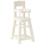 Maileg Maileg High Chair off white - Micro