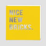Redback Cards Nice New Bricks Card