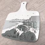 Homebird MEDIUM Chopping Board designed by Alex Anderson
