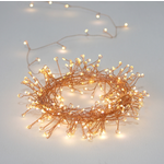 Light Style London Cluster Copper 7.5m Fairy Lights Indoor & outdoor use