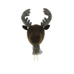 Fiona Walker Fiona Walker Felt single moose hook