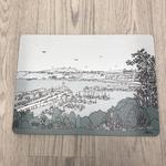 Homebird Placemat Harbour - Alex Anderson Scarborough Single Tableware