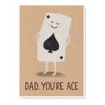 Stormy Knight Ace Dad Card