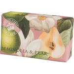 Kew Gardens Kew Gardens Magnolia & Pear Luxury Shea Butter Soap 240g