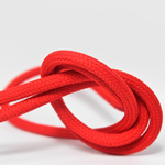 Nud Per Metre NUD Textile Cable/Flex 3 core Fiery Red