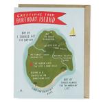 Emily McDowell Emily McDowell Birthday Island Card