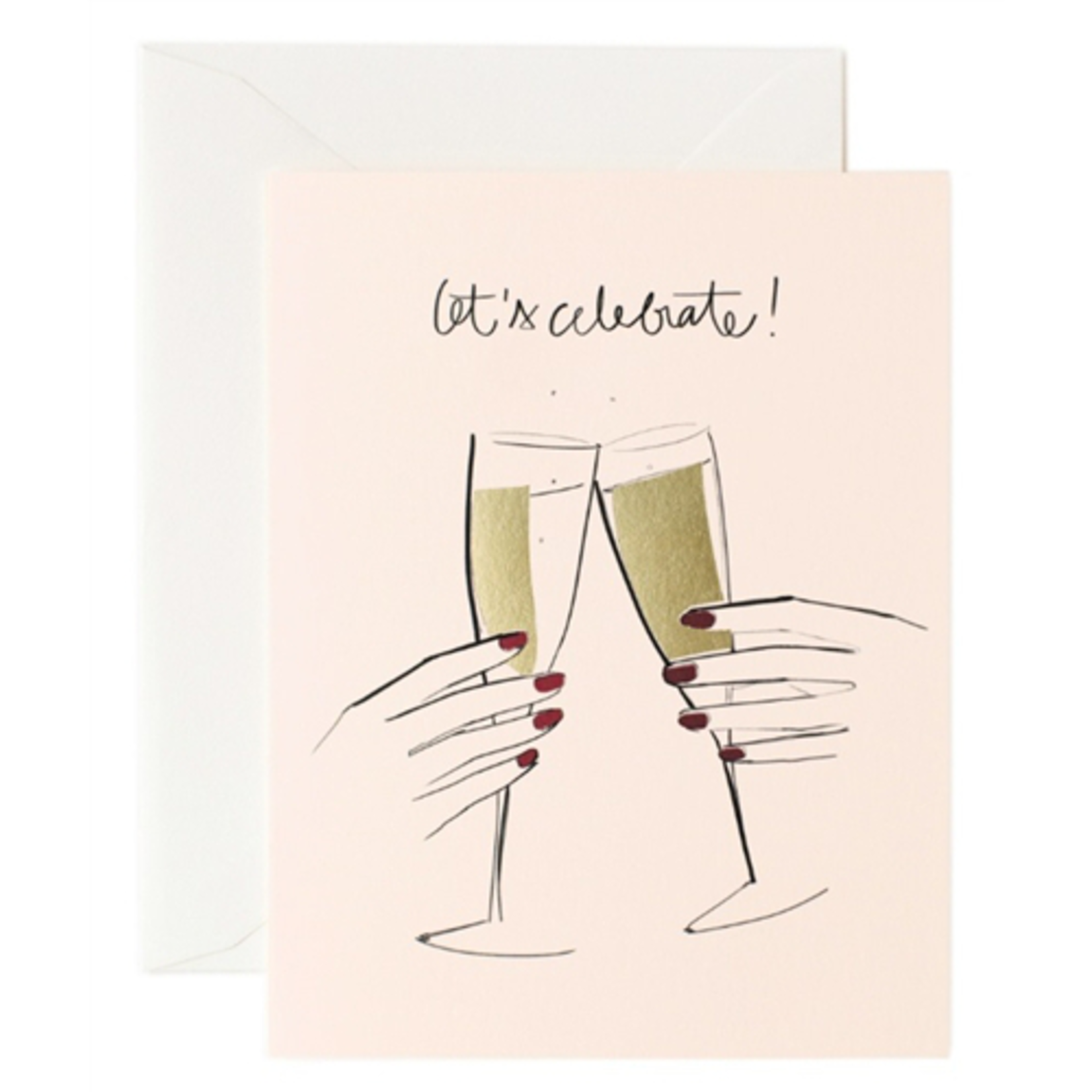 GARANCE DORE Garance Dore Let's Celebrate Card