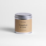 St. Eval St Eval Tin Grapefruit and Lime Candle