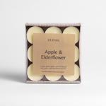 St Eval St Eval Tealights x 9 Apple and Elderflower