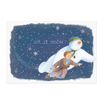 My Design co The Snowman Music Box Card