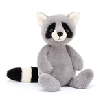 Jellycat Jellycat Whispit Raccoon RETIRED