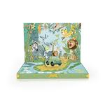 My Design co Jungle Adventure Moving Musical Box Card