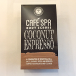 Wild Olive Wild Olive Cafe Spa Coconut Espresso Coffee Scrub
