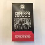 Wild Olive Wild Olive Cafe Spa Strawberry Mocha Frappe Coffee Scrub