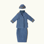 Maileg Maileg Ginger Clothes Size 1 Mum - Stewardess Suit