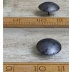 IRON RANGE Domed Nail Stud - Antique Iron Round Head 28mm Dia