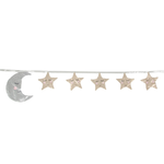 RJB Stone Sweet Dreams Moon and Stars Bunting