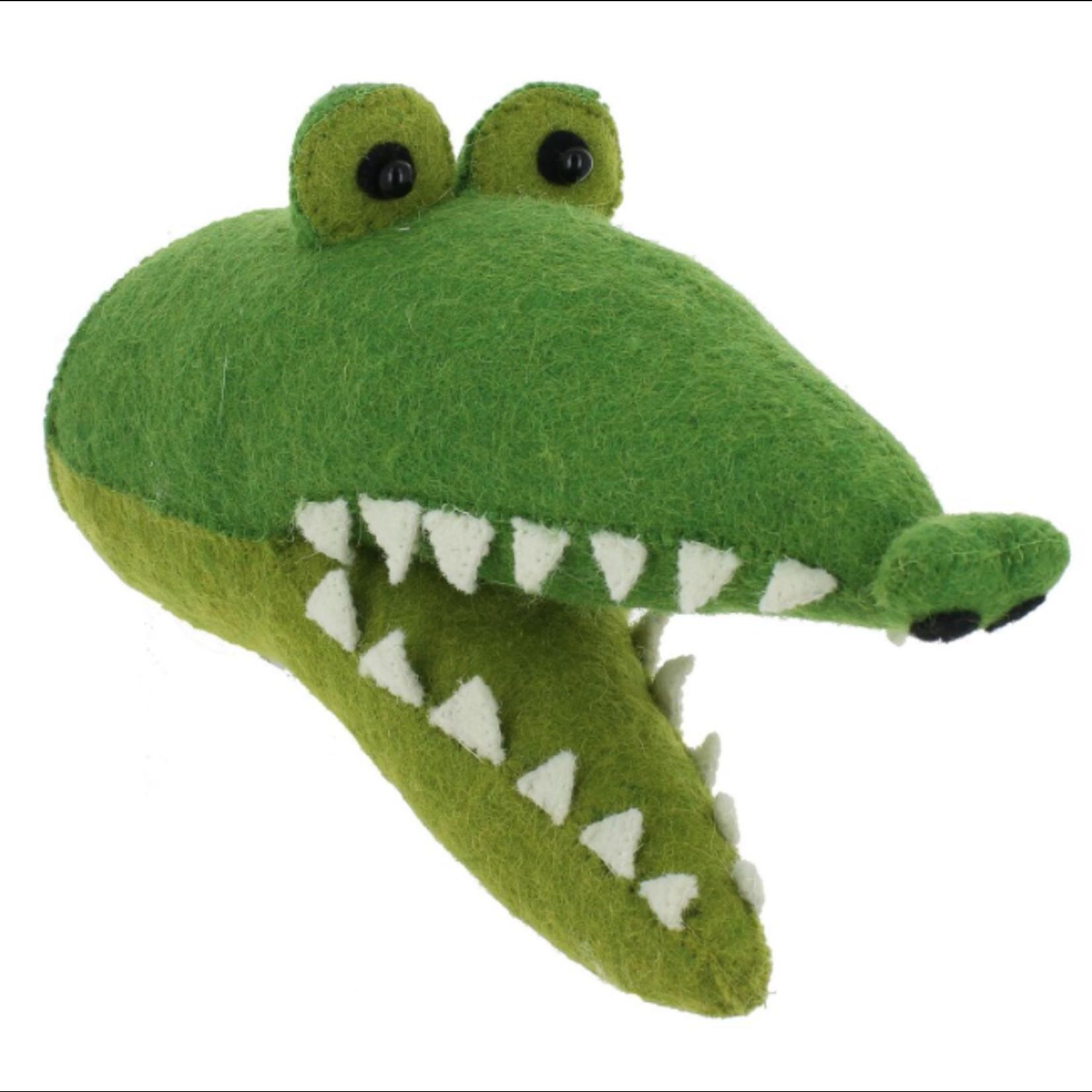 Fiona Walker Fiona Walker Mini Croc Head