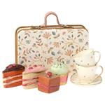 Maileg Maileg Cake set in suitcase