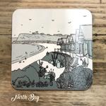 Homebird Coaster North Bay - Alex Anderson Scarborough Single Tableware