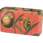 Kew Gardens Kew Gardens Bergamot & Ginger Luxury Shea Butter Soap 240g