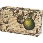 Christina May Limited Kew Gardens Lemongrass & Lime Luxury Shea Butter Soap 240g