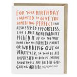 Emily McDowell Emily McDowell Gift Birthday Card