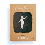 Annie Sloan Annie Sloan Stencil Nymph A4