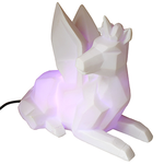 Disaster Designs Colour Changing Unicorn Lamp UK PLUG
