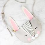 Disaster Designs Over the Moon Rabbit Mini Bag / Bunny Bag