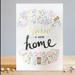 Louise Tiler Woohoo New Home Card