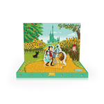 My Design co Adventures in Oz Moving Musical Box Card