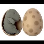 Maileg Maileg Dino Gantosaurus in egg, Small - Green