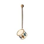 Maileg Maileg Metal, Gold Drum, Ornament