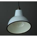 Nook ANGLED CLOCHE LAMP SHADE- GREY
