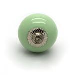 Pushka Small Green knob