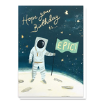 Stormy Knight Hope your birthday is Epic Card