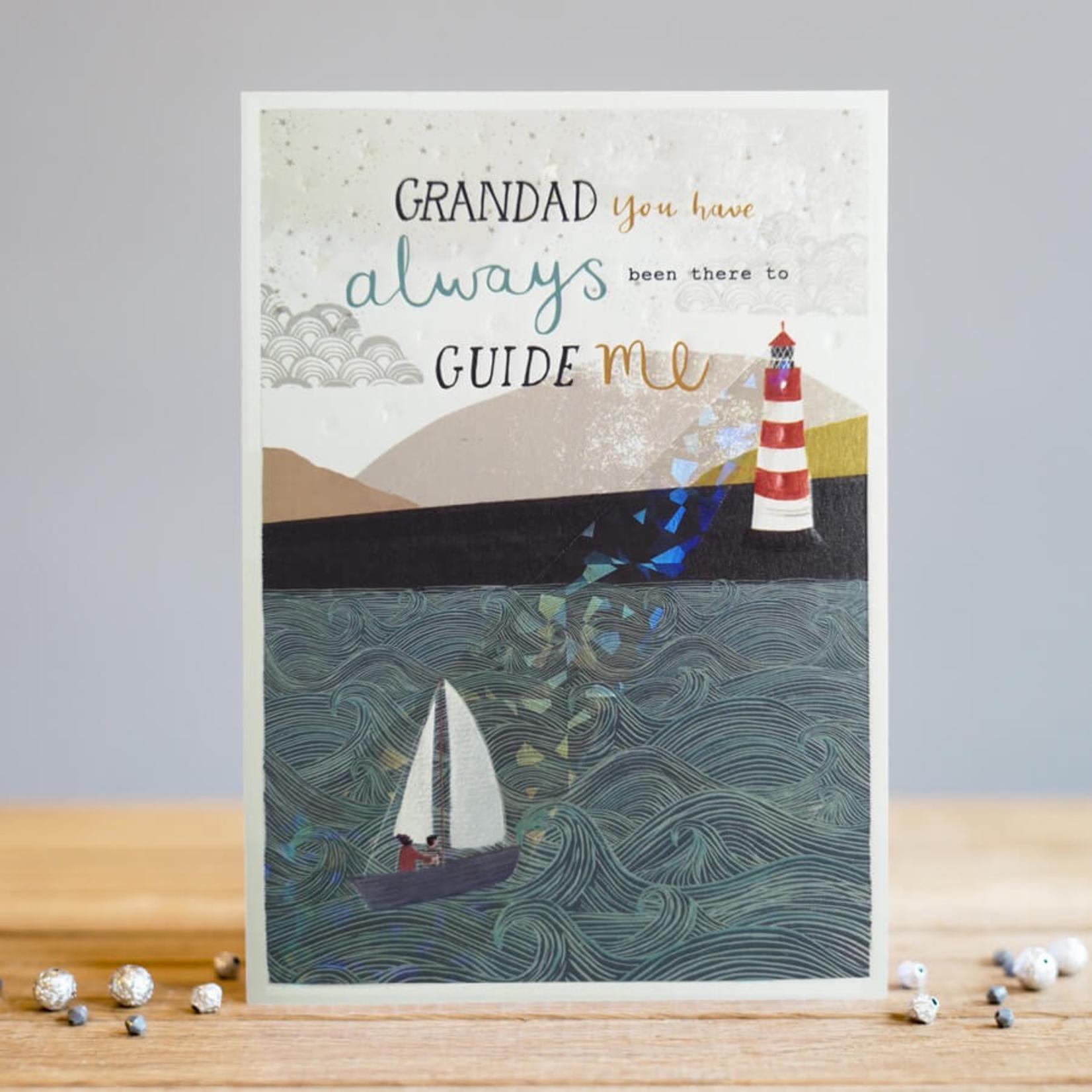 Louise Tiler Grandad Guide Me Card